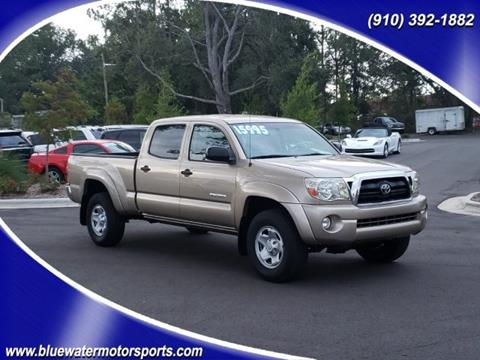2005 Toyota Tacoma for sale in Wilmington, NC