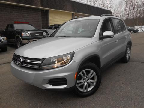2015 Volkswagen Tiguan for sale in Ringwood, NJ
