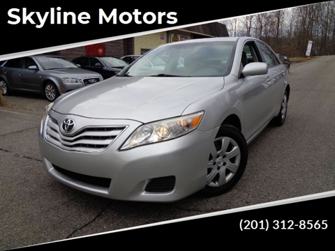 2010 Toyota Camry For Sale >> 2010 Toyota Camry For Sale In Ringwood Nj
