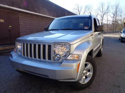2012 Jeep Liberty Sport for sale at Skyline Motors in Ringwood NJ