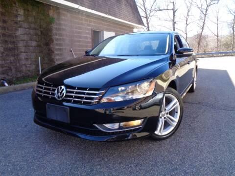 2014 Volkswagen Passat 2.0L TDI SEL Premium for sale at Skyline Motors in Ringwood NJ