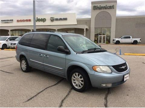 2003 Chrysler Town and Country for sale in Fort Dodge, IA