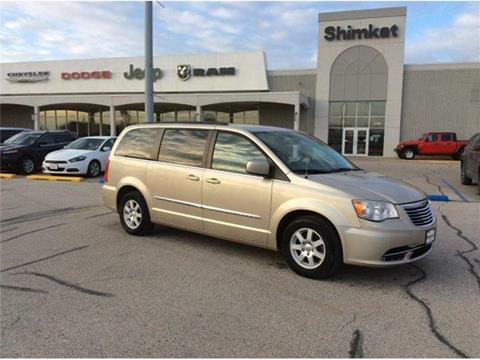 2013 Chrysler Town and Country for sale in Fort Dodge, IA