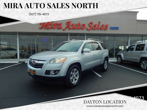 2009 Saturn Outlook for sale in Dayton, OH