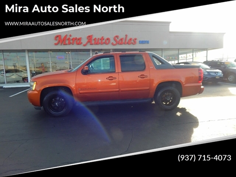 2007 Chevrolet Avalanche for sale in Dayton, OH