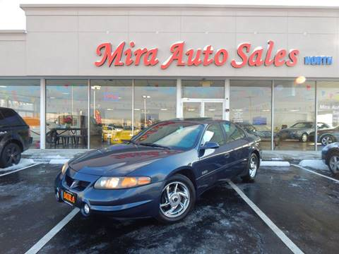 2001 Pontiac Bonneville for sale in Dayton, OH