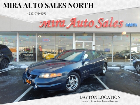 2001 Pontiac Bonneville for sale in Dayton, OH