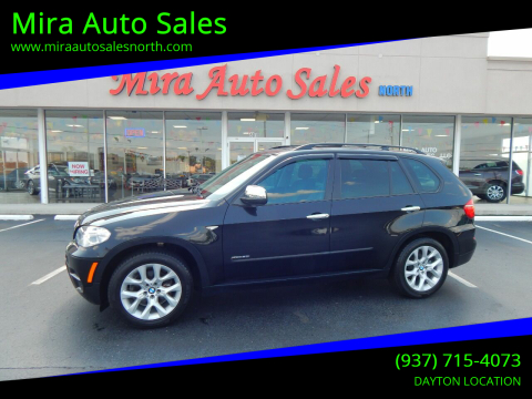 2013 BMW X5 for sale at Mira Auto Sales in Dayton OH