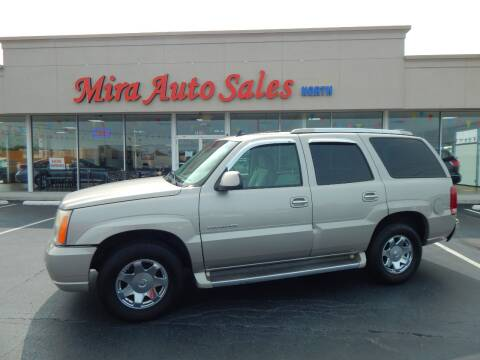 2006 Cadillac Escalade for sale at Mira Auto Sales in Dayton OH