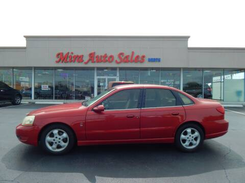 2003 Saturn L-Series for sale at Mira Auto Sales in Dayton OH