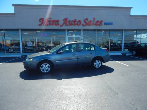2006 Saturn Ion for sale at Mira Auto Sales in Dayton OH