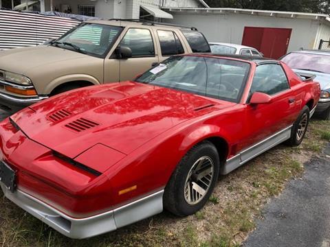 1986 Pontiac Firebird for sale in Wimberley, TX