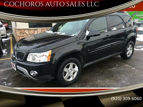 2008 Pontiac Torrent for sale in Green Bay, WI