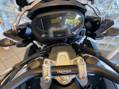 2019 Triumph Tiger 1200 XRT