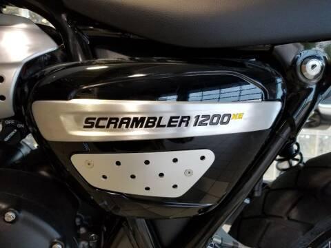 2019 Triumph Scrambler 1200