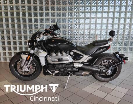 2020 Triumph Rocket 3 for sale at TRIUMPH CINCINNATI in Cincinnati OH