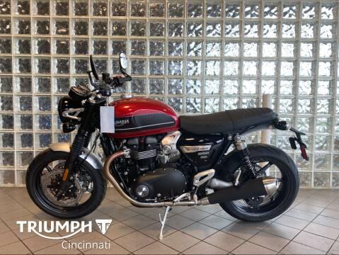 2020 Triumph Speed Twin for sale at TRIUMPH CINCINNATI in Cincinnati OH