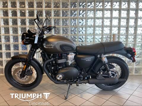 2020 Triumph Bonneville for sale at TRIUMPH CINCINNATI in Cincinnati OH