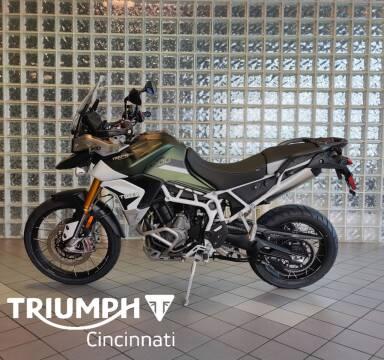 2020 Triumph Tiger 900 for sale at TRIUMPH CINCINNATI in Cincinnati OH