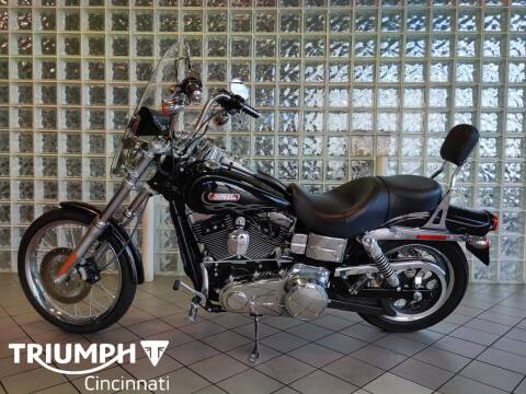2006 Harley-Davidson FXDWG for sale at TRIUMPH CINCINNATI in Cincinnati OH
