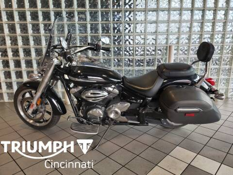 2011 Yamaha V-Star for sale at TRIUMPH CINCINNATI in Cincinnati OH
