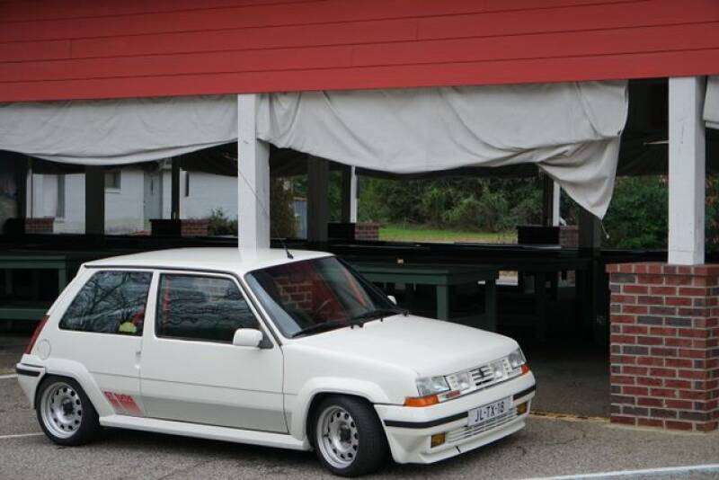 1986 Renault 5 GT Turbo
