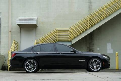 2014 BMW 7 Series for sale at Car Cave USA in Aiken SC