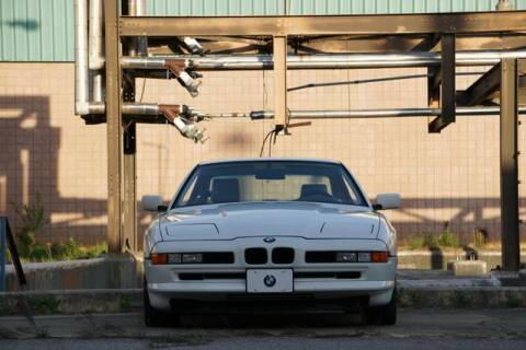 1993 BMW 8 Series 850Ci for sale at Car Cave USA in Aiken SC