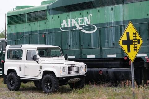 1994 Land Rover Defender 90 for sale at Car Cave USA in Aiken SC