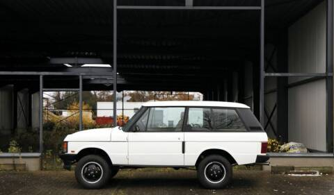 1990 Land Rover Classic for sale at Car Cave USA in Aiken SC