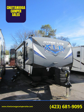 2018 Forest River XLT Hyperlite for sale at CHATTANOOGA CAMPER SALES in Chattanooga TN