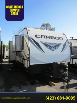 2018 Keystone Carbon for sale at CHATTANOOGA CAMPER SALES in Chattanooga TN