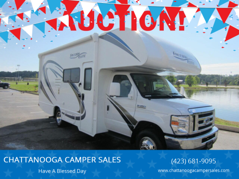 2019 Thor Industries Freedom Elite for sale at CHATTANOOGA CAMPER SALES in Chattanooga TN