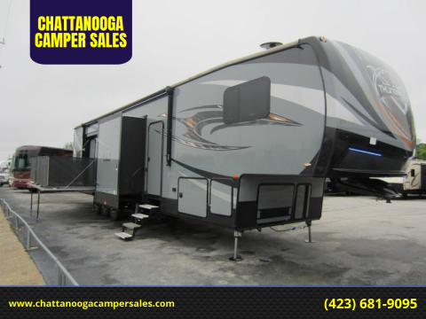 2017 Forest River XLR Thunderbolt for sale at CHATTANOOGA CAMPER SALES in Chattanooga TN