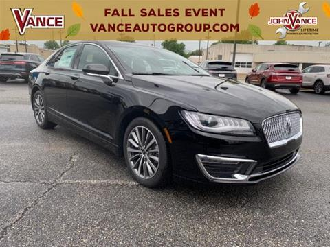 2019 Lincoln MKZ Hybrid for sale in Guthrie, OK
