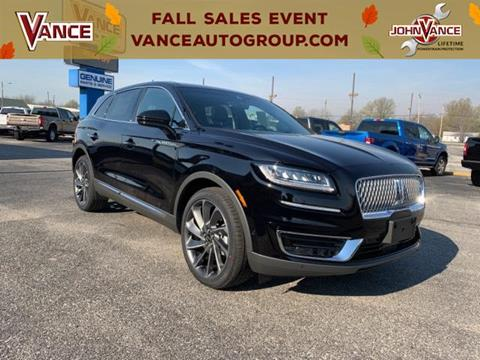 2019 Lincoln Nautilus for sale in Guthrie, OK