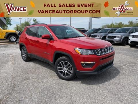 2019 Jeep Compass for sale in Guthrie, OK