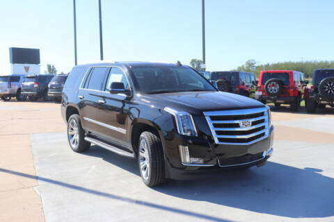 2020 Cadillac Escalade for sale at Vance Fleet Services in Guthrie OK
