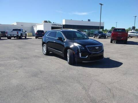 2020 Cadillac XT5 for sale at Vance Fleet Services in Guthrie OK