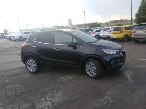 2020 Buick Encore for sale at Vance Fleet Services in Guthrie OK