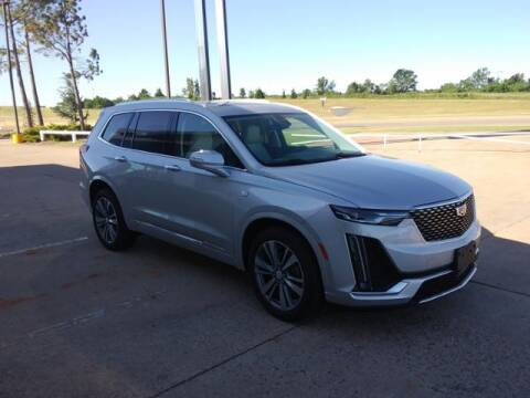 2020 Cadillac XT6 for sale at Vance Fleet Services in Guthrie OK