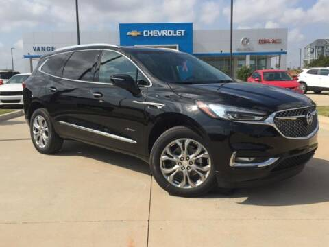 2020 Buick Enclave for sale at Vance Fleet Services in Guthrie OK