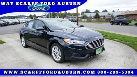 2020 Ford Fusion Hybrid for sale in Auburn, WA