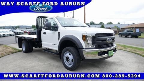 2019 Ford F-450 Super Duty for sale in Auburn, WA