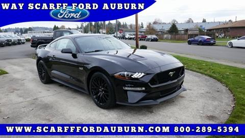 2020 Ford Mustang for sale in Auburn, WA