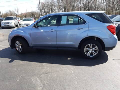 2014 Chevrolet Equinox LS for sale at Best Buy Auto Sales in Midland OH