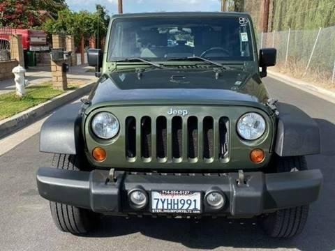 2008 Jeep Wrangler for sale in Santa Ana, CA