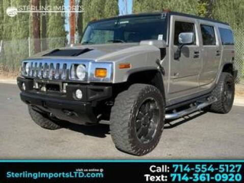2007 HUMMER H2 for sale in Santa Ana, CA