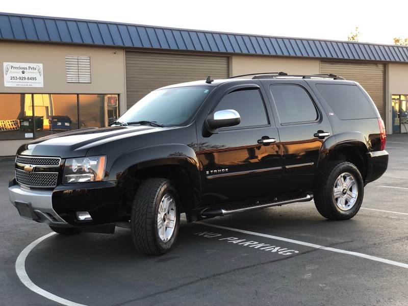2007 Chevrolet Tahoe for sale at Exelon Auto Sales in Auburn WA