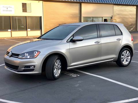 2015 Volkswagen Golf for sale at Exelon Auto Sales in Auburn WA